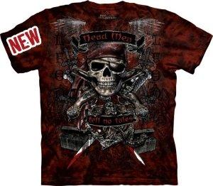 Koszulka THE MOUNTAIN DEAD MEN 10-3017