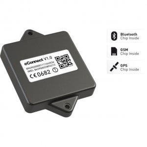 Haibike moduł eConnect GPS