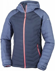 Kurtka damska Columbia Powder Lite Hooded