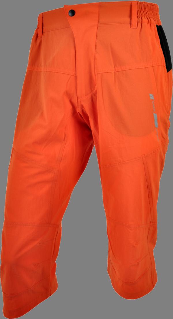 Spodnie 3/4 męskie Silvini Tesino
