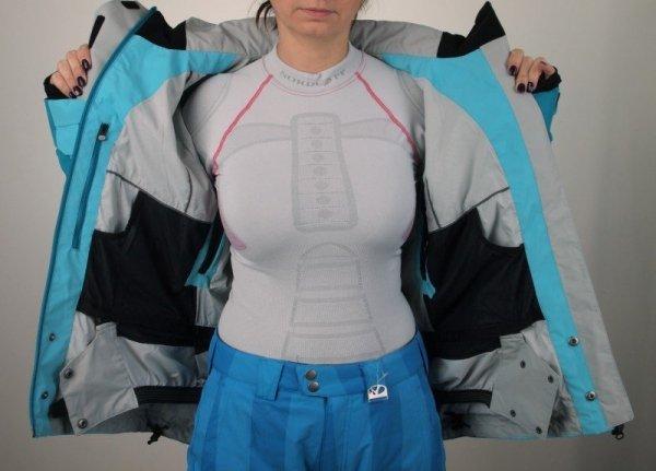 Kurtka narciarska damska MARKER VEGA SHELL Gore-Tex