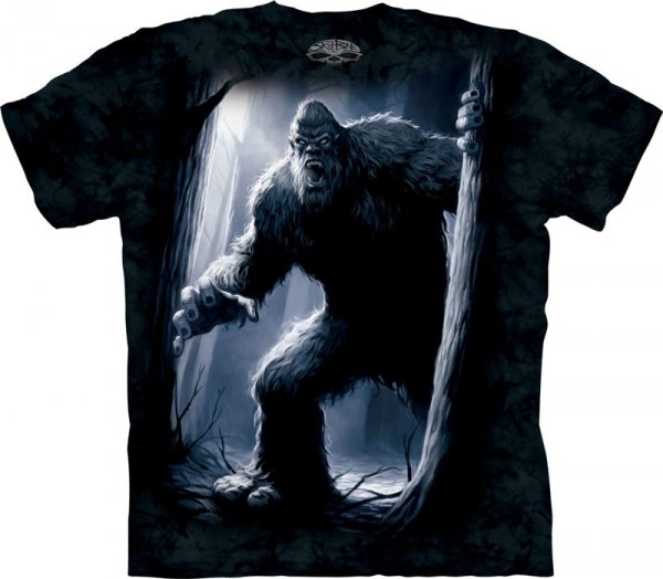 T-Shirt - Koszulka Sasquatch The Mountain 10-6243
