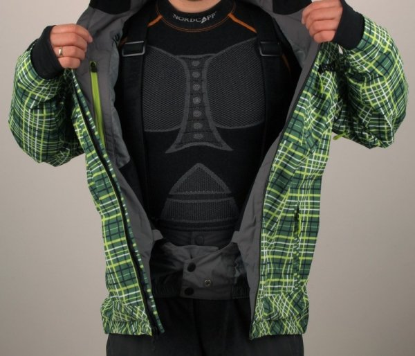 Kurtka narciarska męska MARKER CHASM Gore-Tex