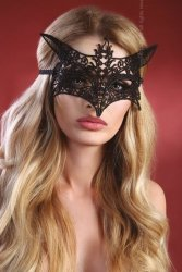Maska Mask Black Model 9 Lisek