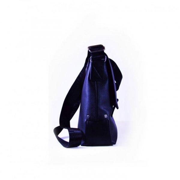 Czarna torba męska Armani Jeans