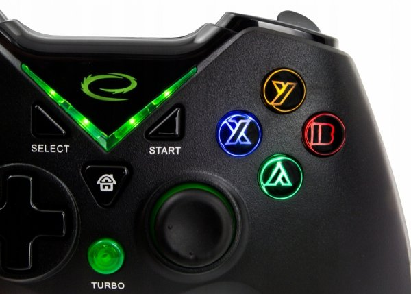 BEZPRZEWODOWY GAMEPAD PAD PC/PS3/XBOX ONE/ANDROID