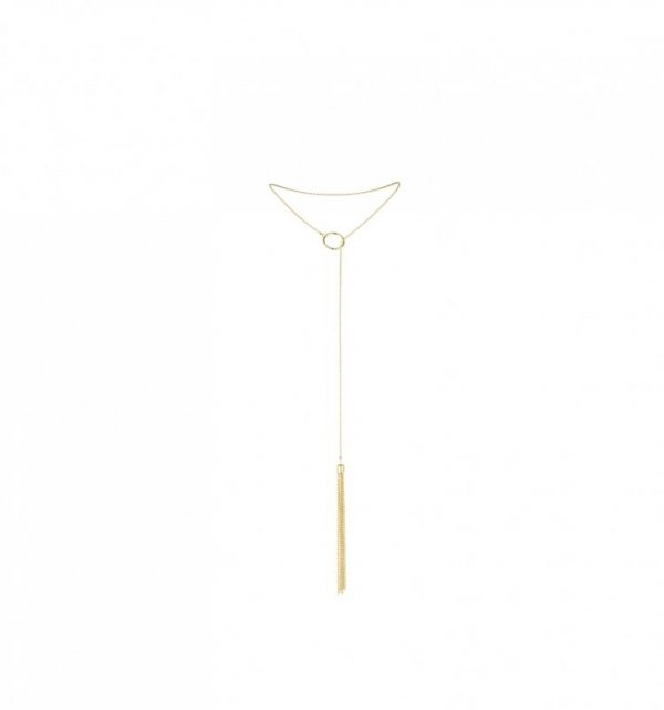 Bijoux Indiscrets - Magnifique Tickler Pendant (złoty)
