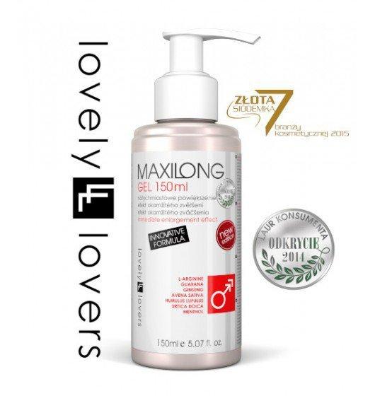 Lovely Lovers MAXILONG Gel 150 ml