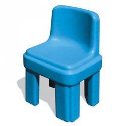 Niebieskie krzesełko Chicco do dziecięcego pokoju