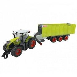 Traktor Claas Axion 870 z Przyczepą Cargos 9600 Zdalnie sterowany RC 1:16 Happy People