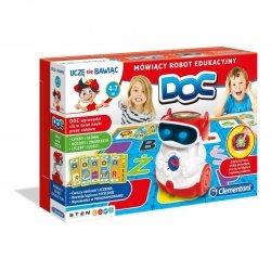 Mówiący Robot Edukacyjny Doc PL Clementoni