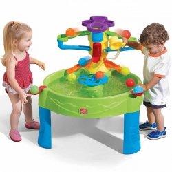 Step2 Stolik Wodny Dla Dzieci + 10 Piłeczek
