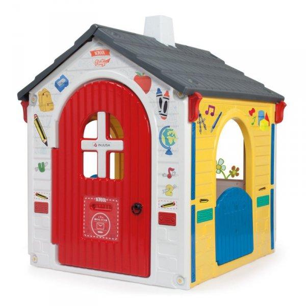 Injusa Edukacyjny Domek ogrodowy School House