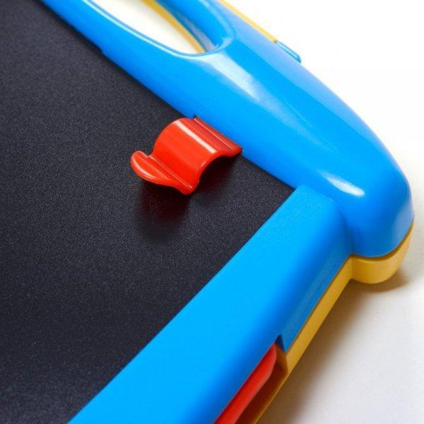 Przenośna Sztaluga z dwustronną Tablicą z akcesoriami Crayola