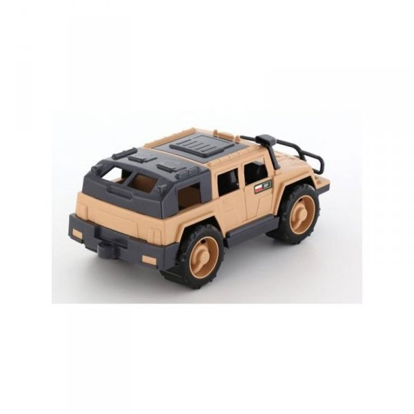 Samochód Jeep Obrońca Safari Wader Quality Toys
