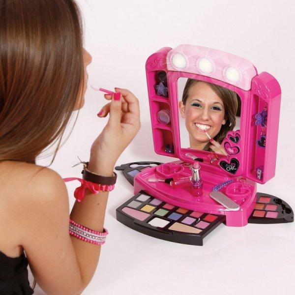 Lustro do makijażu Crazy Chic Clementoni