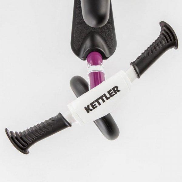 Rowerek biegowy ciche koła Kettler Run 8'