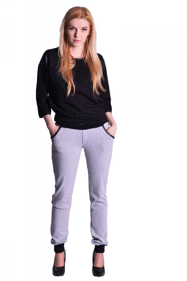 Spodnie dresowe rurki