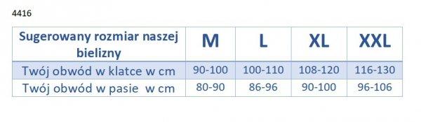 Bielizna termoaktywna OasiSilverPro 2.0 komplet męski 4416