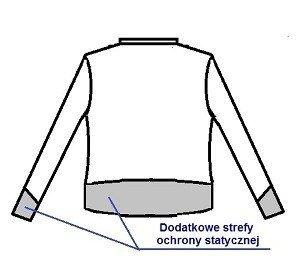 SILVERPLUS Bielizna termoaktywna antybakteryjna, komplet męski lub damski