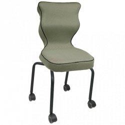 Krzesło RETE czarny Luka 13 rozmiar 3 wzrost 119-142 #R1