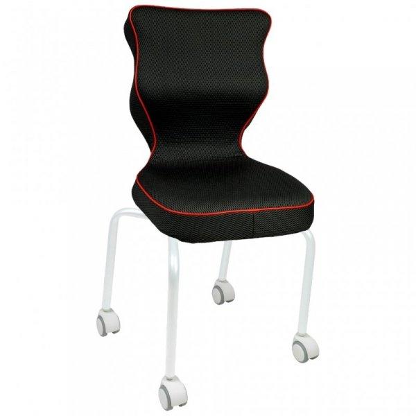 Krzesło RETE biały Rapid 12 rozmiar 4 wzrost 133-159 #R1