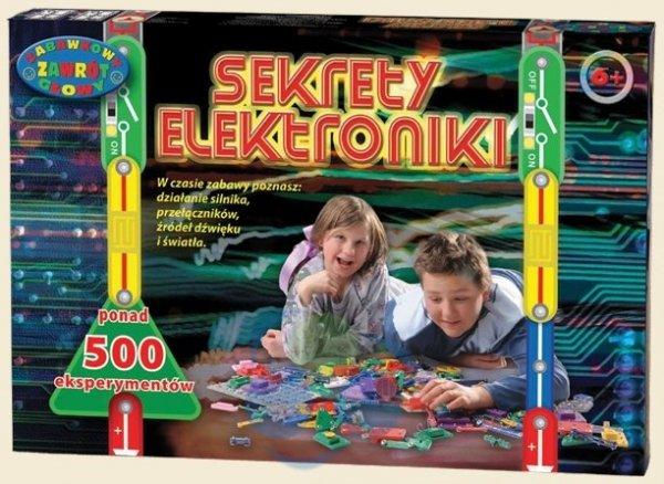 SEKRETY ELEKTRONIKI PONAD 500 DOŚWIADCZEŃ