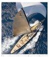 Kalendarz ścienny wieloplanszowy Sailing 2021 - exclusive edition - kwiecień 2021