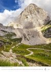 Kalendarz ścienny wieloplanszowy Alps 2021 - kwiecień 2021