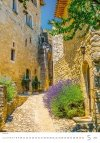 Kalendarz ścienny wieloplanszowy Provence 2021 - maj 2021