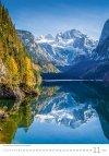 Kalendarz ścienny wieloplanszowy Alps 2021 - listopad 2021