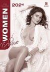 Kalendarz ścienny wieloplanszowy Women Exclusive 2021 - exclusive edition - okładka