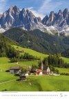 Kalendarz ścienny wieloplanszowy Alps 2021 - maj 2021