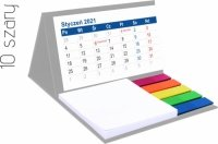 Kalendarz biurkowy MINI 2021