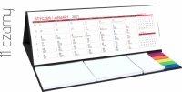Kalendarze biurkowe 2021 wszystkie