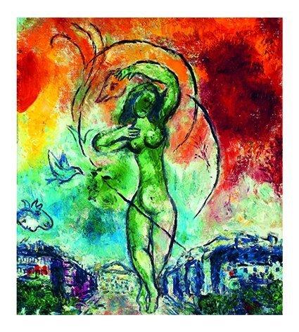 Marc Chagall 2020 - lipiec 2020
