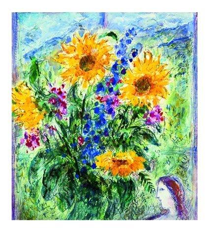 Marc Chagall 2020 - sierpień 2020