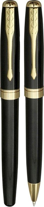 Zestaw piór - pióro kulkowe i długopis