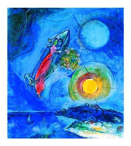Marc Chagall 2020 - wrzesień 2020