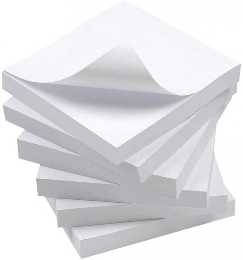 Notes samoprzylepny 75 x 75 mm - komplet