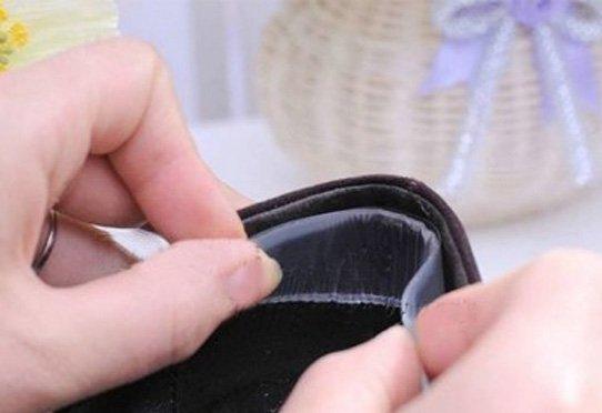 Zapiętki żelowy do obuwia 2 szt