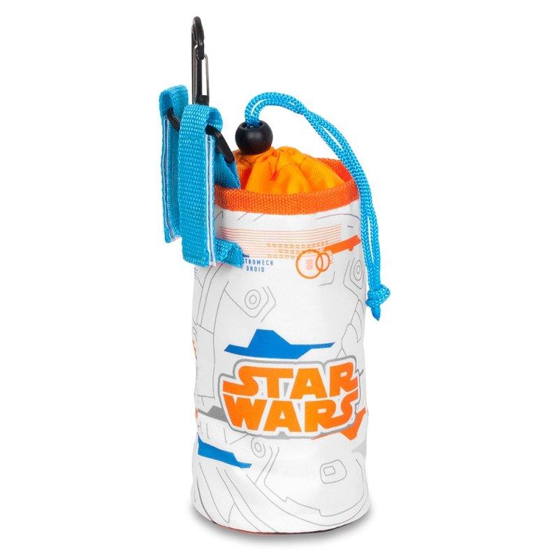 POKROWIEC NA BUTELKĘ STAR WARS BB8