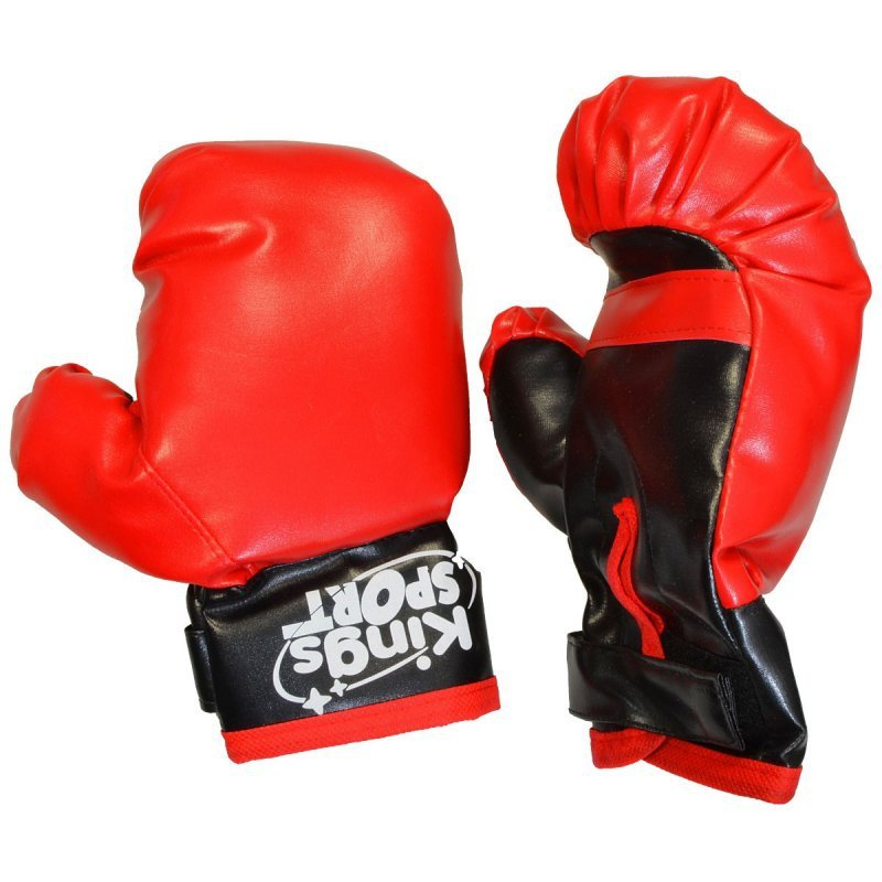 Zestaw-bokserski-junior-worek-22,5x15x38,5cm-i-rękawice-1