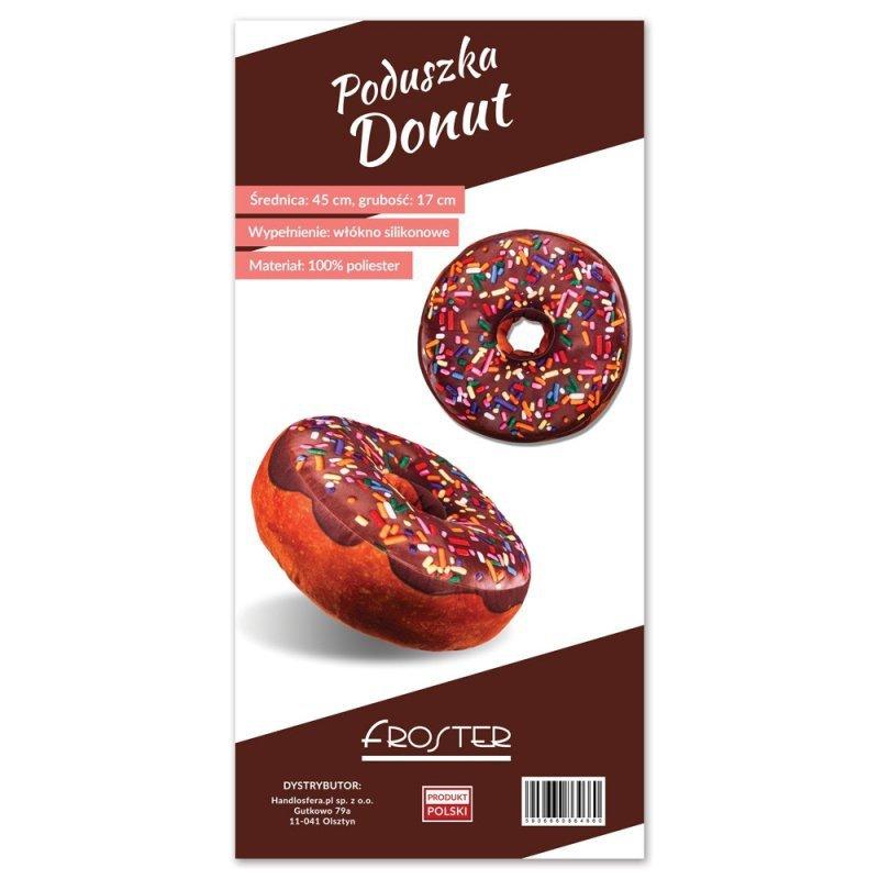 Poduszka Gigantyczny Donut dla Mamy Dzień Matki
