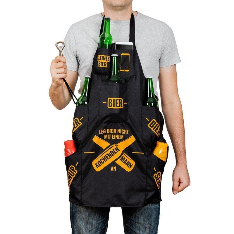 Fartuszek dla gotującego faceta (DE)