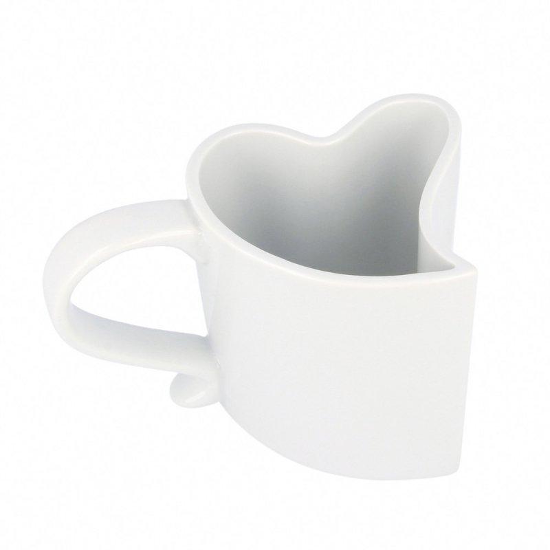 Zakochane Kubeczki - Biały