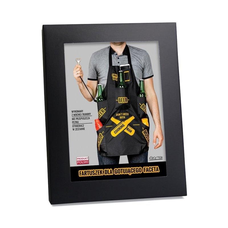Fartuszek dla gotującego faceta (EN)