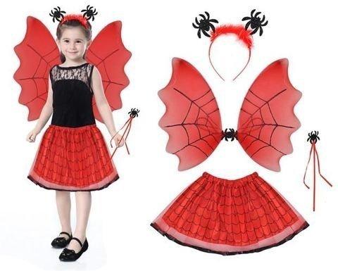 Kostium strój karnawałowy czarownica