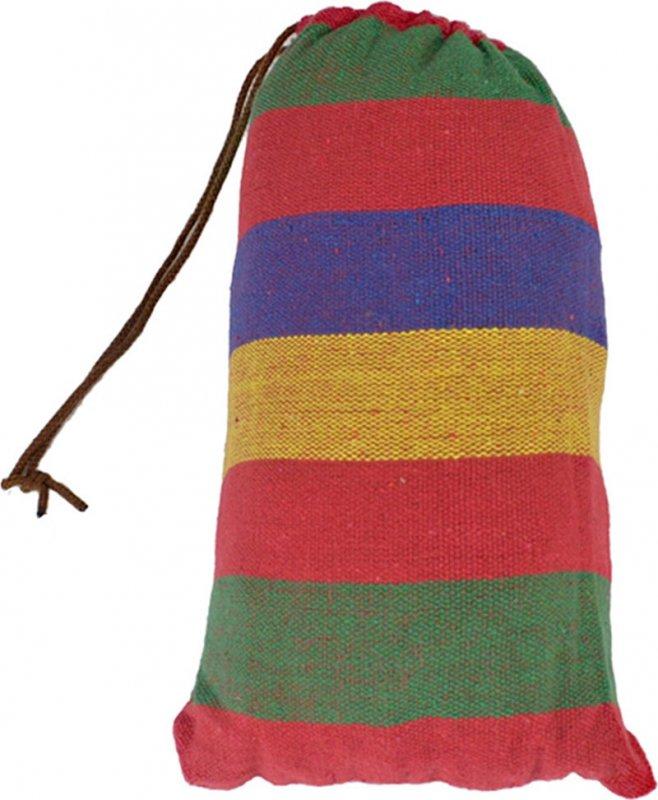 Hamak jednoosobowy 190 x 80 cm
