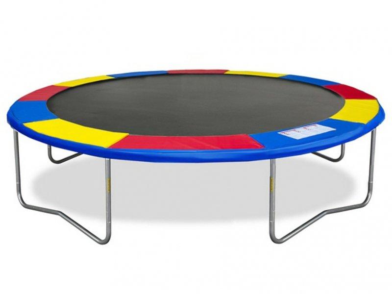 Kolorowa osłona sprężyny do trampoliny 366 374 cm 12ft